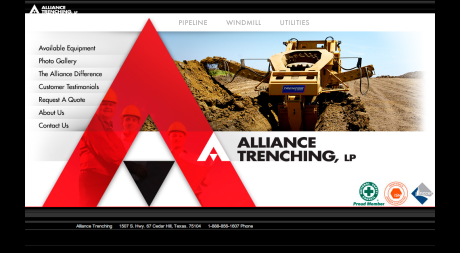 alliance trenching
